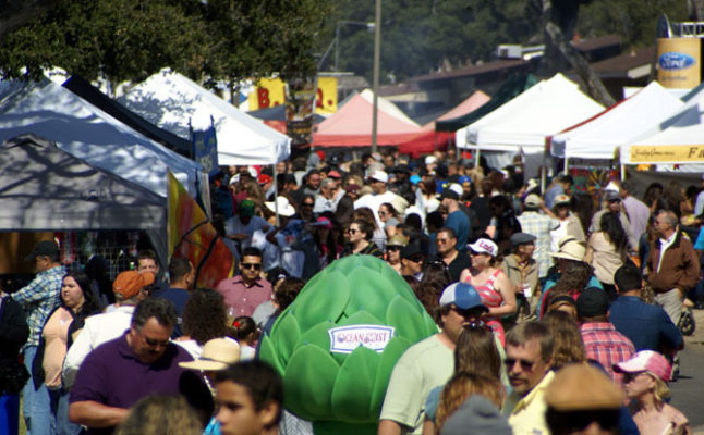 Artichoke Festival 2015